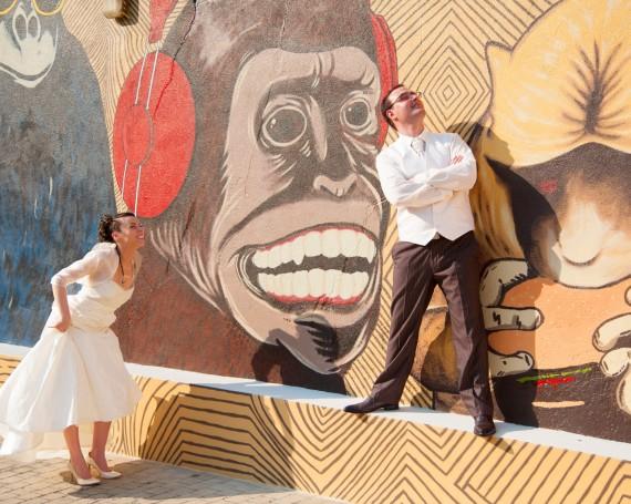 Photo de couple – Grafiti